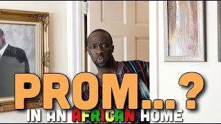 In An African Home: Prom...?
