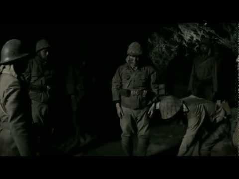 Letters From Iwo Jima-Suicide Scene