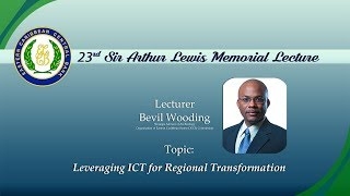 ECCB Connects Season 8 Episode 12 – 23rd Sir Arthur Lewis Memorial Lecture Part 2