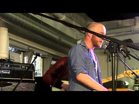 Wild Beasts perform &quot;Invisible&quot; at Rough Trade East, London, 16 April 2011