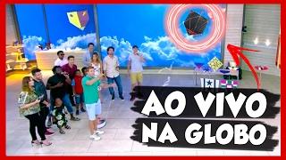 Soltando Pipa na Globo? Encontro com Fátima Bernardes