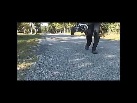 Ride height test Ver.2 CC Racing Wheelie Bar