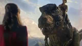 Iron Sky The Coming Race Teaser TRAILER 2015 Nazis Dinosaurs Movie HD