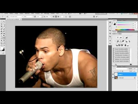 Retouche Pro. - Photoshop CS5 | HD