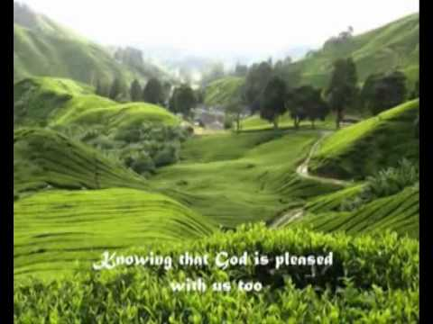 Maher Zain - Paradise with lyrics ( vocals only)