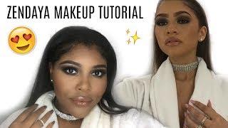 Zendaya Inspired Makeup Tutorial | Serena Nicole ♡