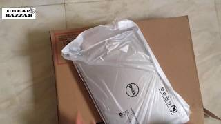 Dell Inspiron 7560 Unboxing Review | Cheap Bazzar