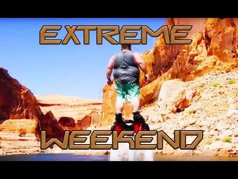 Вот так надо отдыхать   EXTREME Weekend