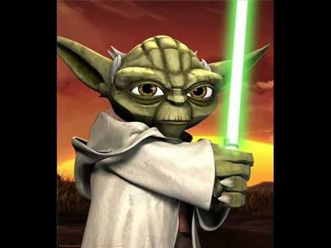 Star Wars:Йода против Дарта Вейдера