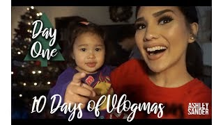 10 Days of Christmas Vlogs: German Euro/Haul & Opening Presents?