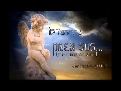 Dianna feat. Chriss(JustUs) - Prea Sus(Mi-e dor de tine)