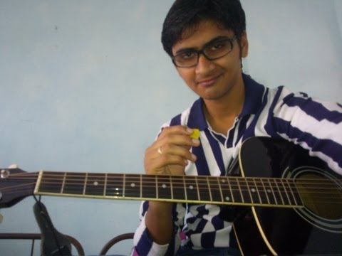 Aye Khuda (Paathshaala) Guitar Lesson by Mykee