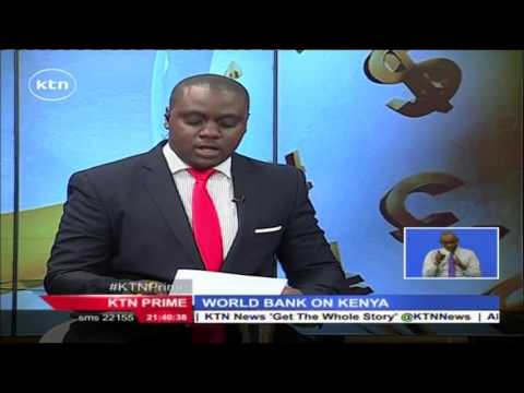 World Bank report describe Kenya's economy as having non inclusive growth