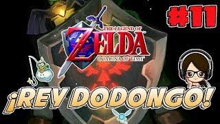 ¡REY DODONGO! |[ The Legend of Zelda: Ocarina of Time ] Gameplay Español | Parte #11