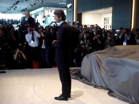 Lambo Reventon Roadster With Stephan Winkelmann Premiere