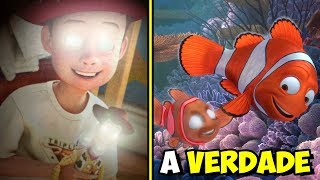 As mais obscuras teorias sobre a Pixar!