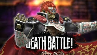 Ganondorf Reigns Over DEATH BATTLE!