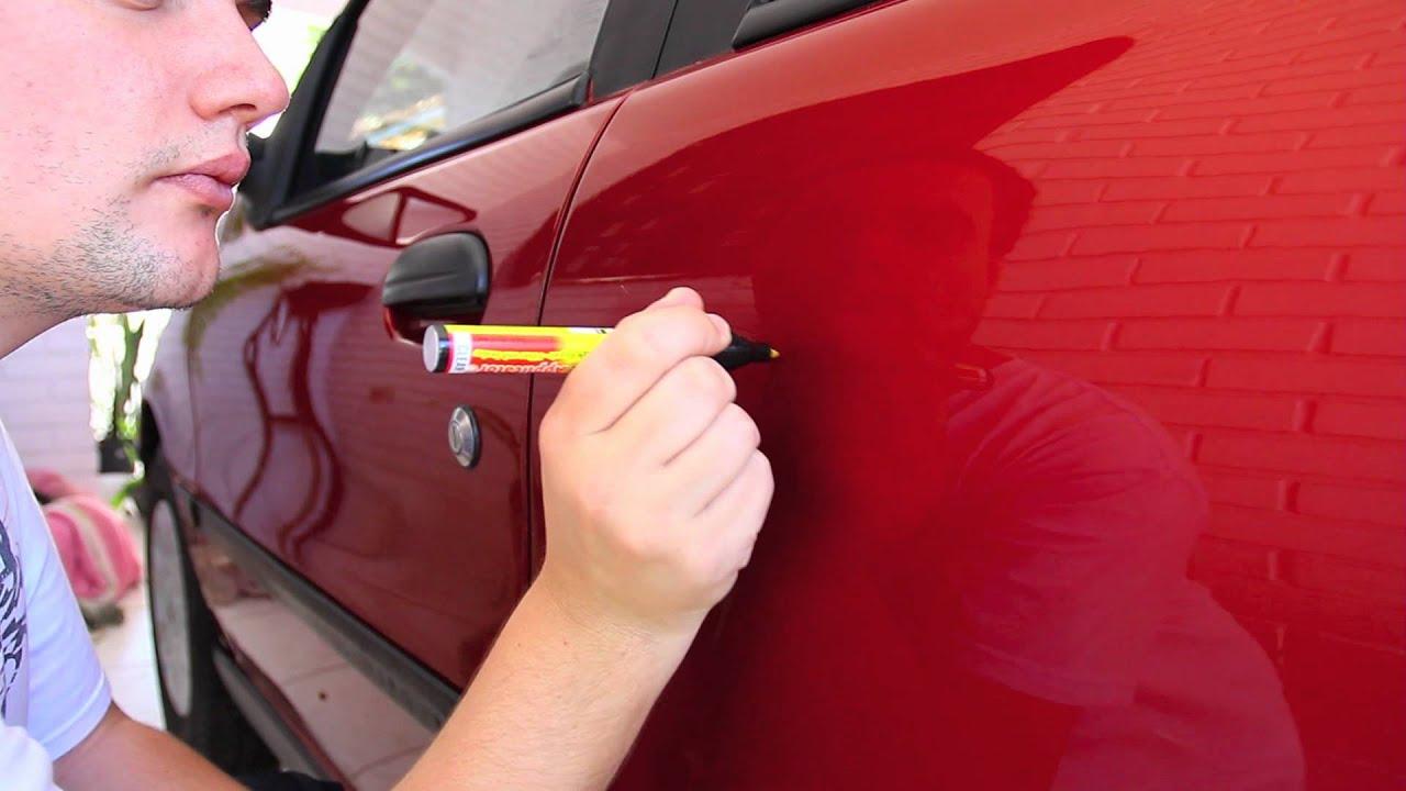 Как удалить и устранить царапины на стекле автомобиля своими руками 24