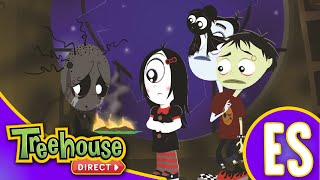 Ruby Gloom - 14 - Nervioso, pero no asustado