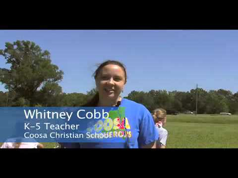 Spring Fling Day at Coosa Christian School