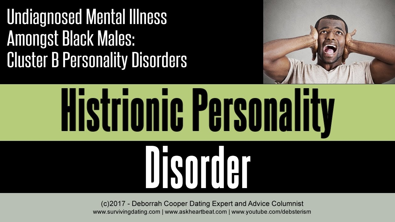 from hysteric personality to histrionic personality Histrionic personality disorder is a personality disorder characterized as a cluster b disorder in the dsm ( diagnostic and statistical manual of mental disorders.