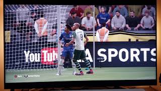 Fifa 19 - OP headers, free kicks and finesse shots with back to goal