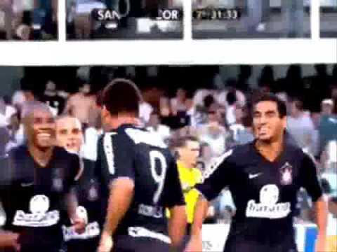 Santos 1 X 3 Corinthians Gols Narrado Por José Silvério video