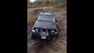 Jeep Liberty KK 3 Wheeling