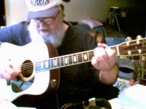 Sit Down Young Stranger (unplugged) - Gordon Lightfoot Cover by Jeff Cooper Video