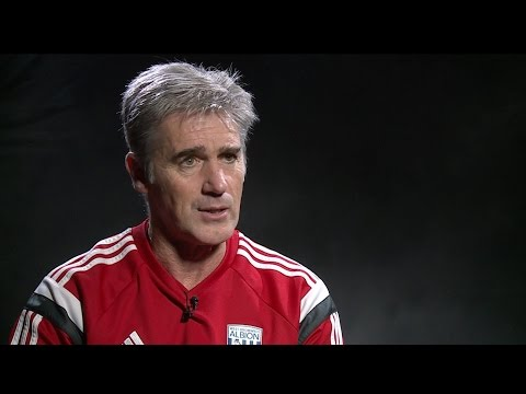 Alan Irvine heaps praise on Albion fans and asks for more of the same against Crystal Palace