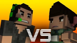 Minecraft vs Cube World