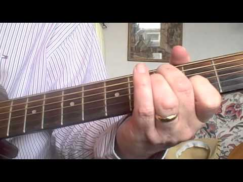 Orkney Key Open Guitar Tuning Lesson by Paul Mcilwaine