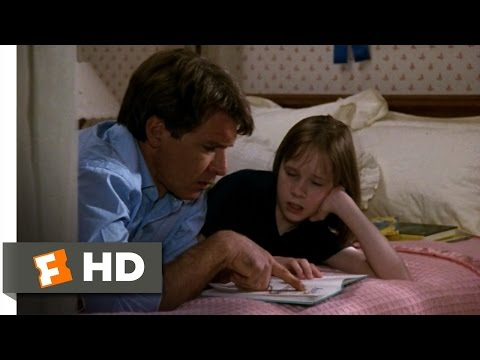 Regarding Henry (4/8) Movie CLIP - Teaching Dad to Read (1991) HD
