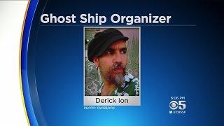 Alleged Leftist Meth Head Derick Almena-- Will He Disconnect His Brain With A Shotgun?