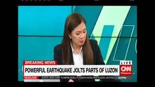 Latest ng 6.1 Magnitude Earthquake sa Manila Philippines/Breaking news/Manila Philippines Earthquake