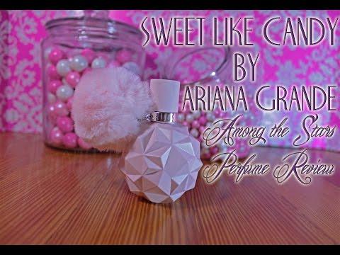 Ariana grande perfume date