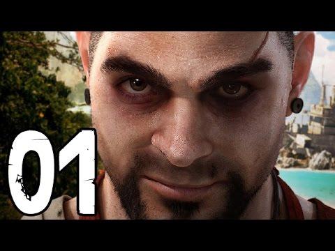 Let's Play Far Cry 3 Gameplay German Deutsch Part 1 - Vorfreude auf Far Cry 4 !