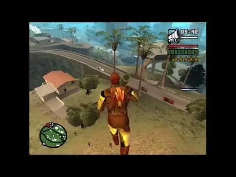 Iron Man - GTA SA