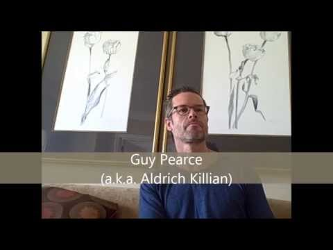 Guy Pearce's Thoughts About Comic Book Movies