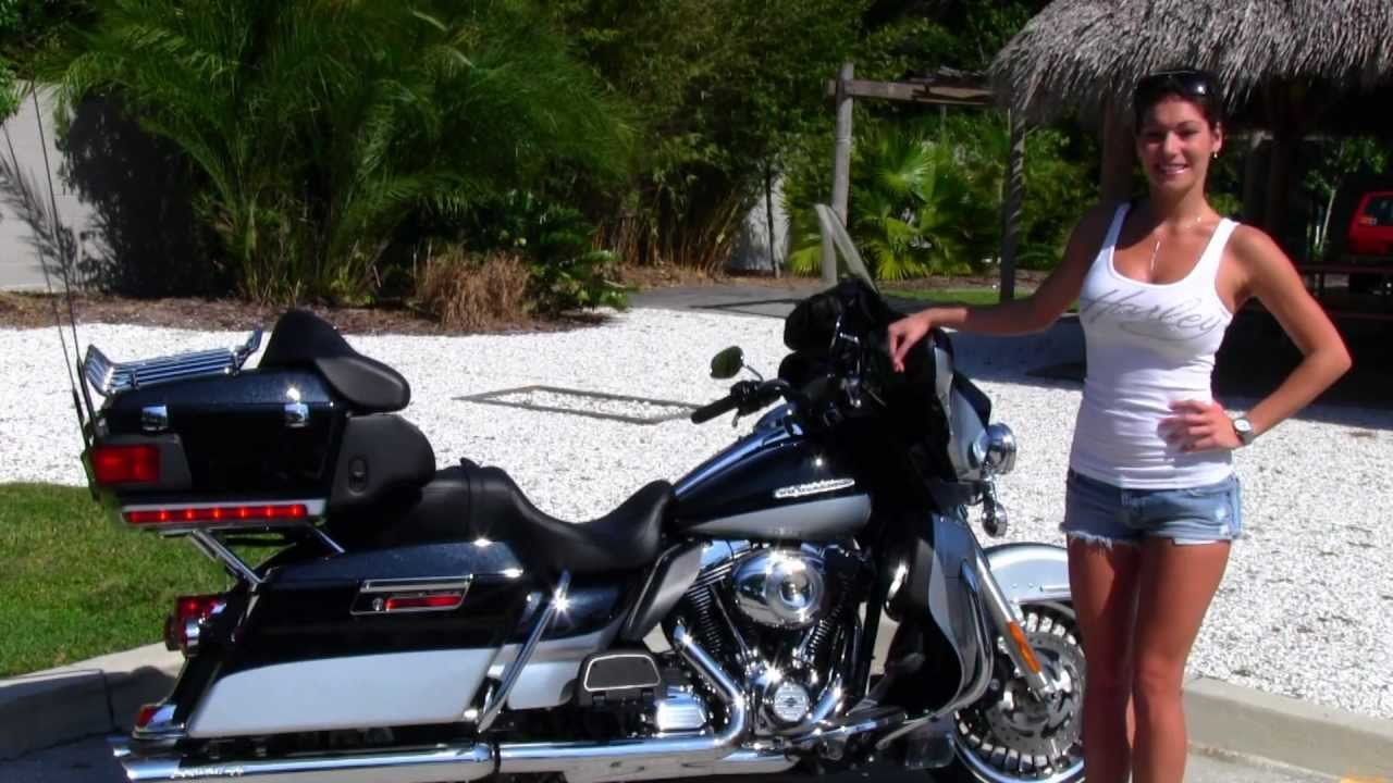 Harley Davidson Electra Glide Limited For Sale
