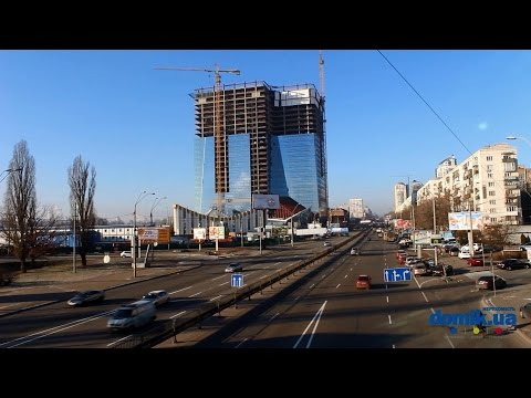Обзор Шулявки - Шулявка - район Киева видео