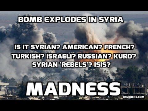 Copy of Russia begins Air strikes in Syria ASAP Breaking News September 25 2015