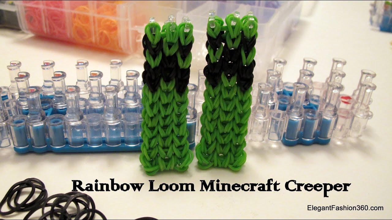 Fun Loom Figures Figures on Rainbow Loom