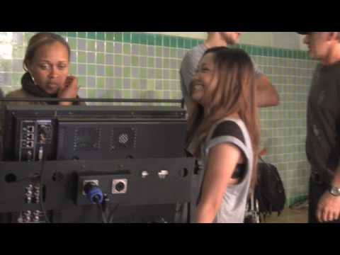 Charice - Behind the Scenes of