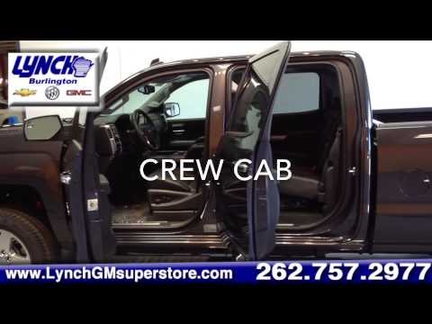 2015 Chevy Silverado 2500HD at Lynch in Burlington, WI