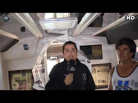 MODIFICACION DE AUTOBUSES PARA BANDAS ( Aguascalientes )
