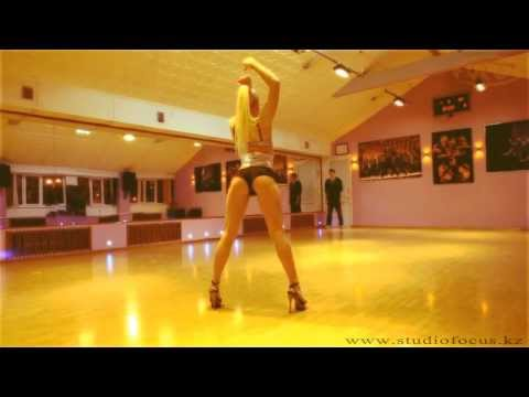 Yeva Shiyanova - Сommercial For Dance Studio Focus 2012 (christina Aguilera - Express) video