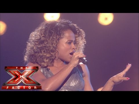 Fleur East Sings Whitney Houston's I'm Every Woman | Live Week 7 | The X Factor Uk 2014 video