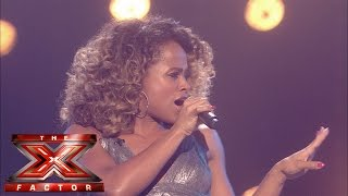 Fleur East sings Whitney Houston's I'm Every Woman | Live Week 7 | The X Factor UK 2014