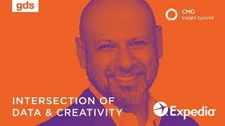 Intersection of Data and Creativity | Vic Walia, Expedia
